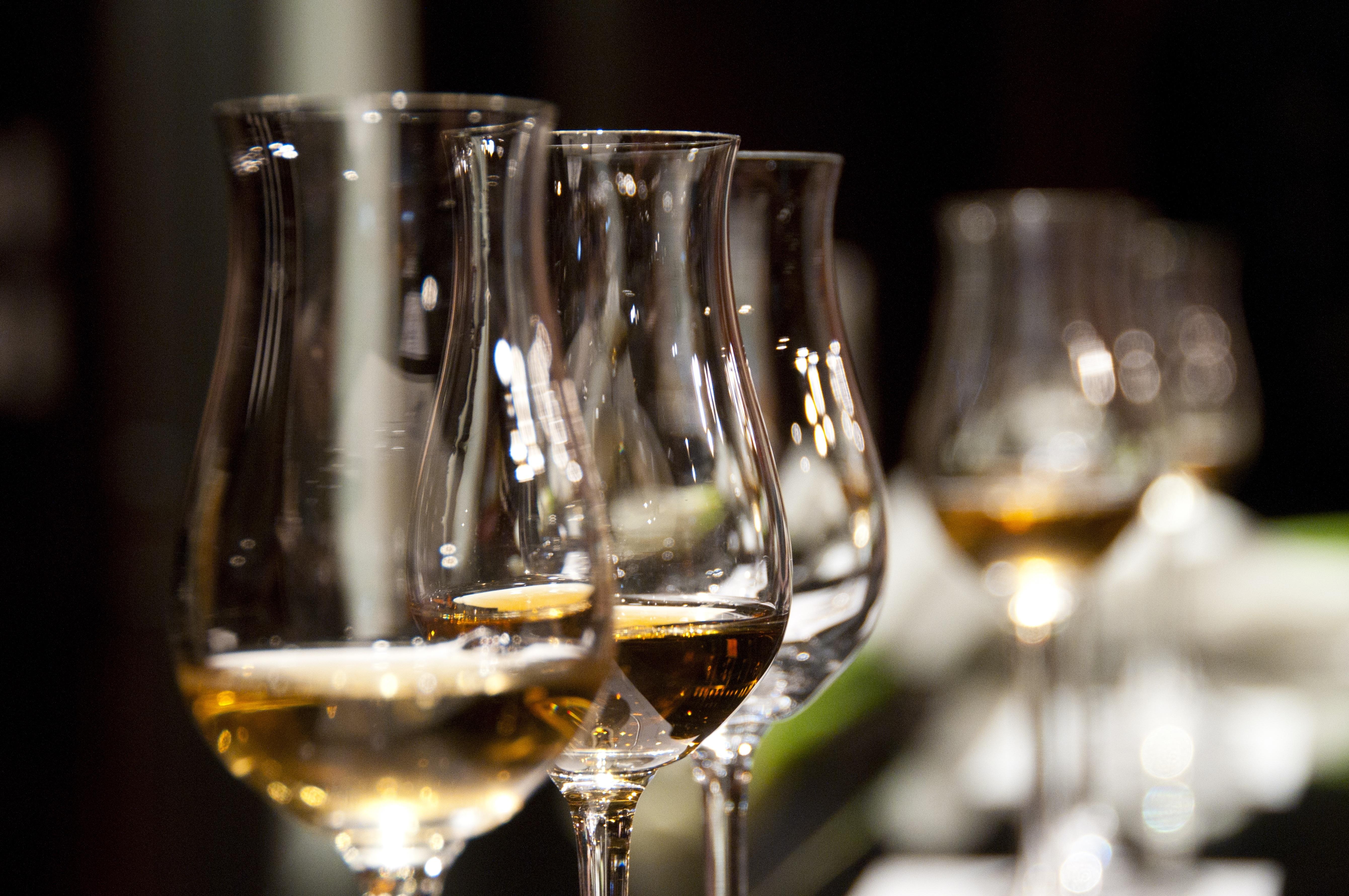 Wein-Tastings während der Pandemie