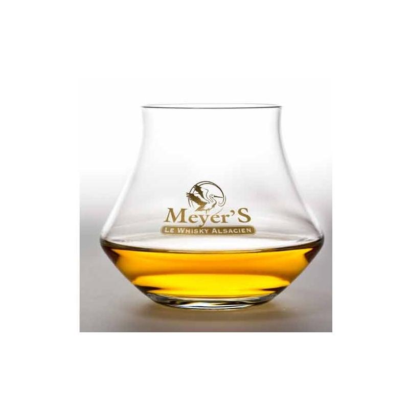 Meyer's Whisky Glas